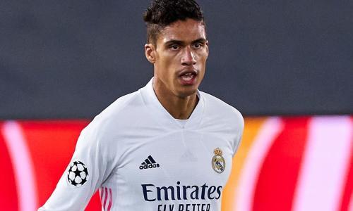 How Man United could end up signing Real Madrid defender Raphael Varane