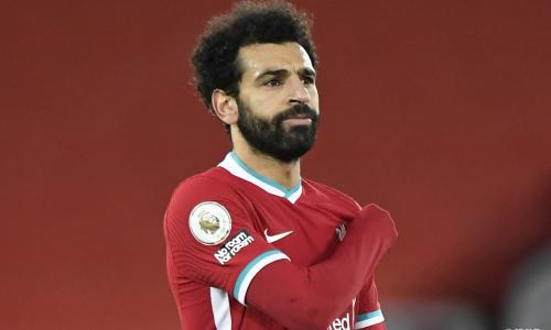 Klopp says Mohamed Salah is committed to Liverpool despite Premier League struggles