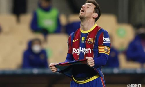 Xavi: Barcelona have not taken advantage of having the best player ever in Messi
