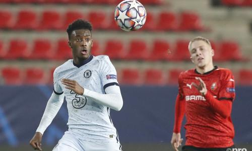 """Hudson-Odoi: New role under Tuchel """"worked perfectly"""" for Chelsea winger"""