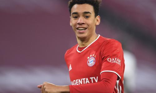 Gnabry: There's 'no way' Bayern would sell Musiala