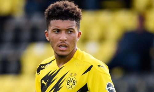 Sancho: Could Chelsea hijack Man United's attempts to sign the Dortmund forward?