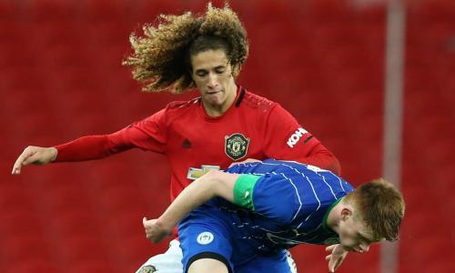 Man Utd secure long-term extension for hot prospect Hannibal Mejbri