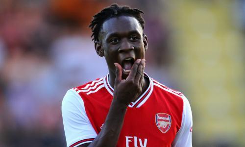Arteta is still hopeful that Folarin Balogun will remain an Arsenal player
