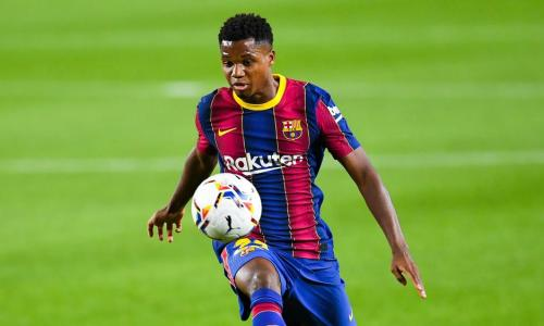 Ansu Fati: Why trouble could be brewing for Barca over young star