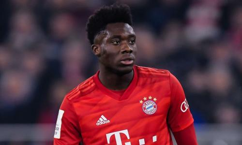 Bayern: Davies hopes he can stay at club for 'as long as possible'