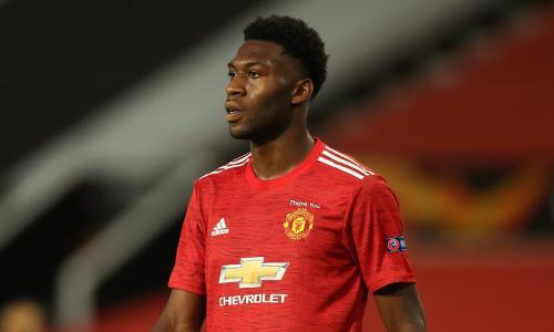 Leverkusen sign Fosu-Mensah from Man Utd on a three-year deal