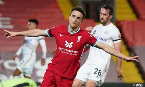 Jurgen Klopp: Diogo Jota was a target from the first game I saw him
