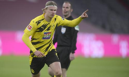 Tuchel not thinking about Haaland or another striker this summer