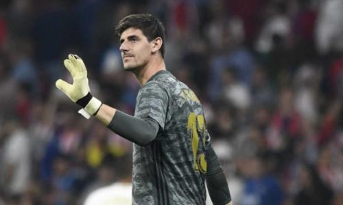 Courtois: I never agreed to go to Barcelona