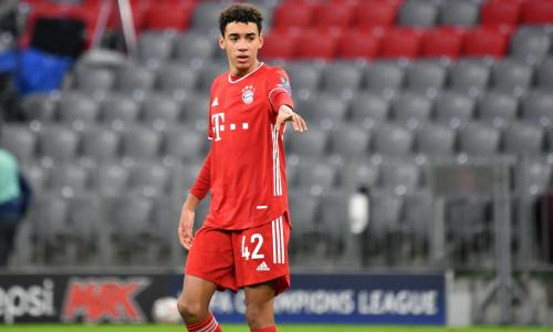 Who is Jamal Musiala? The Bayern Munich star that rejected England