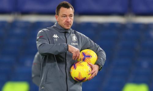 John Terry 'happy' at Aston Villa amid Bournemouth job rumours