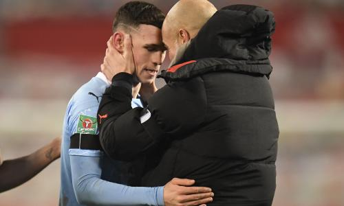 Foden: I can only see myself playing for Manchester City