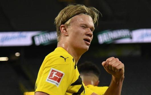 Is Erling Haaland Real Madrid's future?