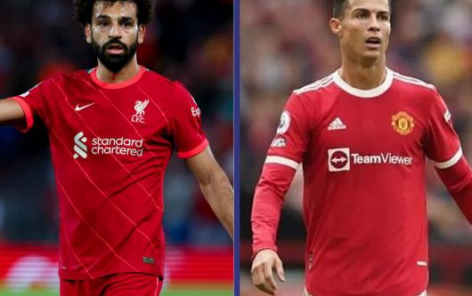 Salah, Ronaldo, Man Utd v Liverpool