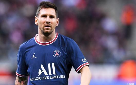 Lionel Messi, PSG, 2021/22