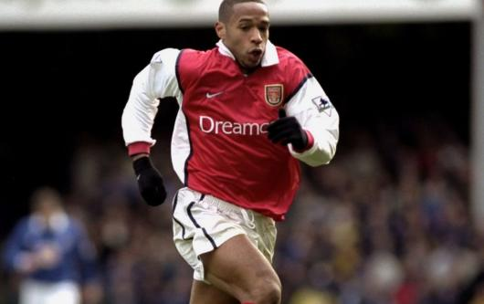 The Best Premier League Transfers Ever: Thierry Henry to Arsenal (1999/2000)