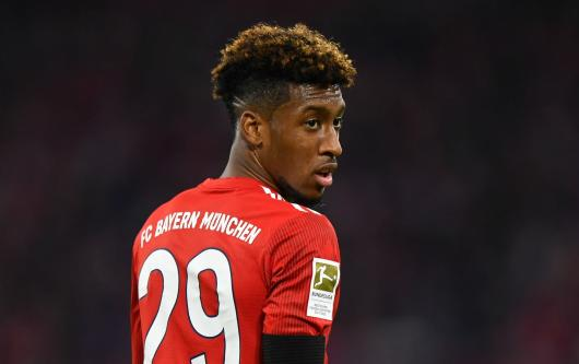 Bayern Munich boss admits Coman could follow Alaba out the door