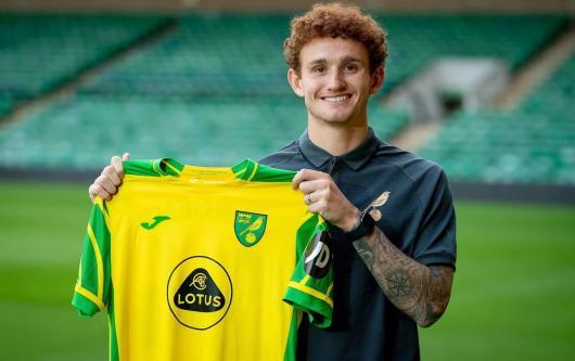 Josh Sargent, Norwich City, 2021/22