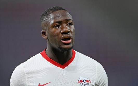 Liverpool announce £36m Konate signing from RB Leipzig