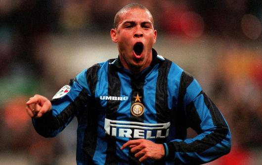 Ronaldo at Inter
