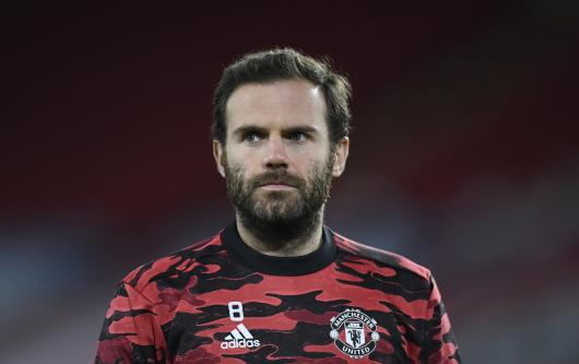 Juan Mata to decide own Man Utd future with contract set to expire next month