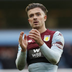 Man City target Jack Grealish playing in the Premier League for Aston Villa