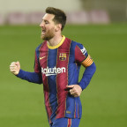 Barcelona president Joan Laporta provides major contract update on Lionel Messi