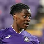 Arsenal transfert target Albert Sambi Lokonga