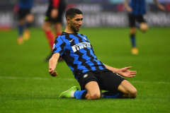 PSG closing in on €70m Hakimi signing
