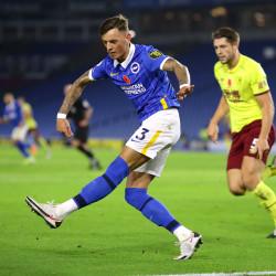 Ben White: No surprise about transfer links, says Graeme Potter