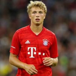 Bayern Munich striker Fiete Arp has struggled at the Bundesliga club