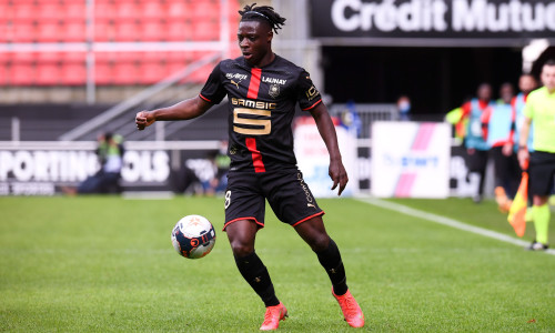 Rennes reveal offer that will make them sell Liverpool target Doku