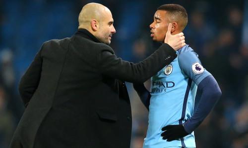 Pep Guardiola: Man City won't sign a striker in January