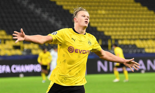 Erling Haaland tipped to join Liverpool next