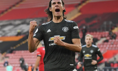 OFFICIAL: Edinson Cavani to remain at Man Utd as contract extension confirmed