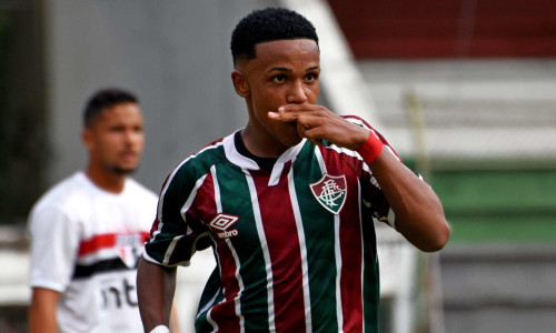 Who is Kayky? The Fluminense star that just joined Manchester City