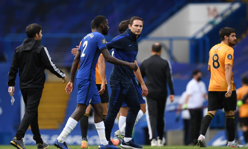 January transfer? Rudiger unhappy with Chelsea situation