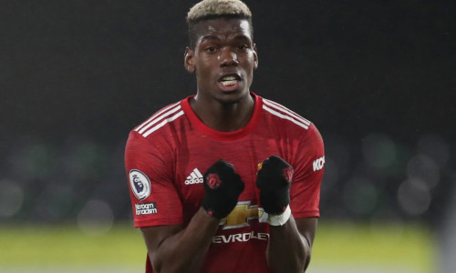 Paul Pogba was successful in his spell with Juventus