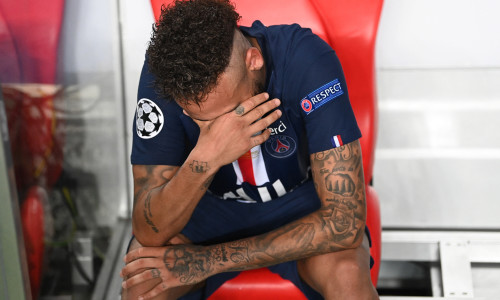 Neymar and Di Maria targeted as PSG stars branded 'moody toddlers in a nursery'