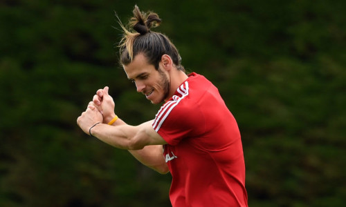 Gareth Bale has been accused of prioritising golf over football in the past