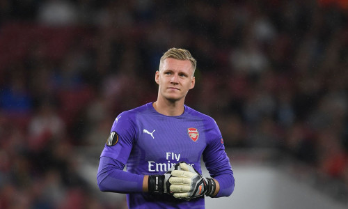 'I don't want to flee' – Bernd Leno has no intention of leaving Arsenal