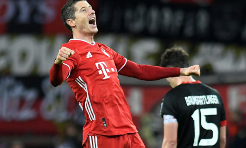 PSG linked with unlikely move for Lewandowski as an Mbappe replacement