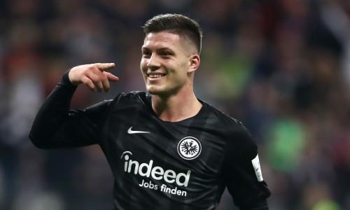 Real Madrid transfer news: Frankfurt hopeful of keeping Luka Jovic