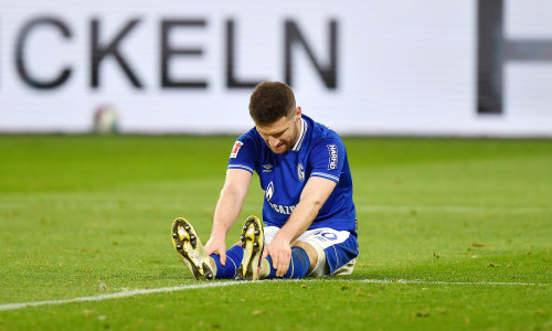 Released after six months! Mustafi's Schalke disaster in numbers