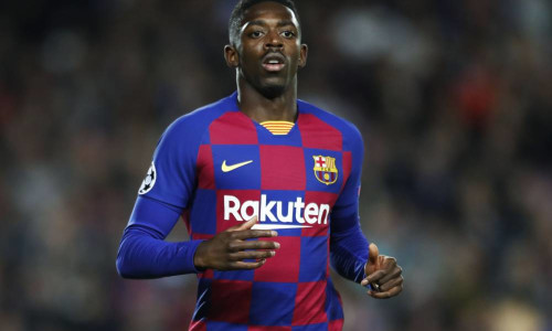 Dembele to play whilst in the shop window for Barca