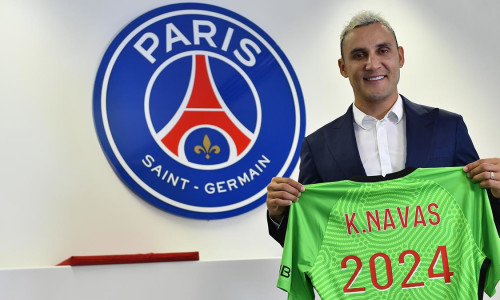 Official: PSG goalkeeper Keylor Navas signs new contract