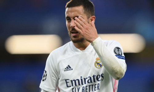 No laughing matter! Hazard's Chelsea antics may spell end of disastrous Madrid career