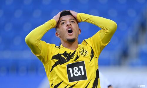 Jadon Sancho unsure of Dortmund future amidst interest from Man Utd and Chelsea