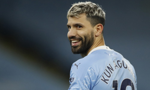 Aguero reveals how long he has left at the top ahead of Barcelona switch